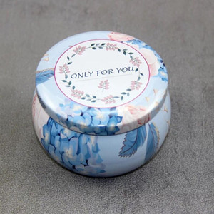 Wholesale tin box design for sale - Group buy 66 Designs Tea Case Candle Holder Case Multicolor Candy Box Wedding Ceremony Gifts Storage Tin Box Party Supplies Gift Wrap CCA12621
