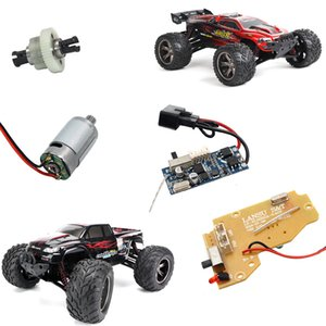 Wholesale motor servo resale online - Xinlehong remote control high speed climbing off road vehicle receiving and transmitting motor accessories