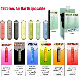 ingrosso aria della penna-Air bar Dispositivo monouso Pod Device Vape Pen Kit Batteria Puffs Pre riempito Vapori Portatile Sistema portatile Sistema Starter Kit vs Puff Bar Plus XXL