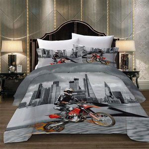 Wholesale animal bedding sets for adults resale online - BEST WENSD d Bedding Set Queen Bed Set Adult Children Bed Cover Comforter Bedding Boy Bedclothes For Home Hotel Dorm isMH
