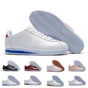 Wholesale womens sneakers sale resale online - Best new Cortez shoes mens womens designer shoes sneakers cheap athletic leather original cortez ultra moire walking shoes sale