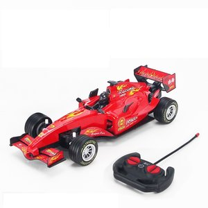 Wholesale car races games for sale - Group buy 1 F1 RC Formula remote controlled racing car High speed drift racing car Electric toy car Children s game toys