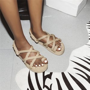 sandales de gladiateur femme achat en gros de-news_sitemap_home2021 The New Summer Women s Gladiator Sandales Beach Chaussures Jycx