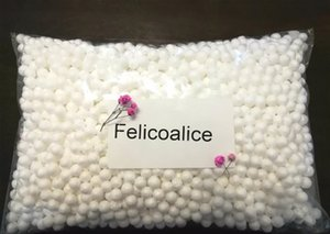 Wholesale styrofoam balls for sale - Group buy 1000pcs cm cm cm White Modelling Foam Balls Polystyrene Styrofoam Balls Christmas Styrofoam Craft jllopn loveshop01