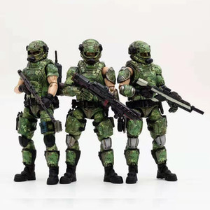 Wholesale toy army figures for sale - Group buy 1 JOYTOY Action Figure Russian Army Camouflage Uniform Soldier Figures Collectible Toy Military Model Christmas Gift For Men