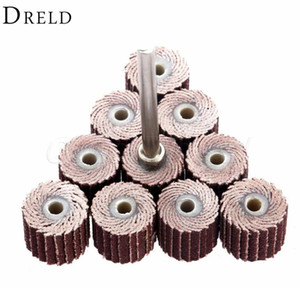 Wholesale grinding wheel grit for sale - Group buy abrasive tools dreld dremel accessories grit sanding flap disc grinding sanding flap wheels brush sand rotary tool x x
