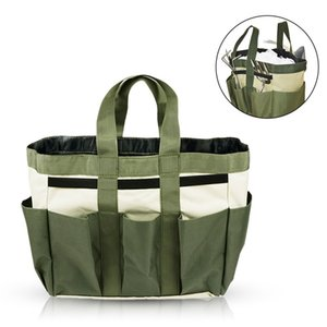 Wholesale tools gardening resale online - Saim Garden Tools Storage Bag Outdoor D Oxford Garden Tote Handle Tools Organizer Storage Bag Gardening Kits Handbag