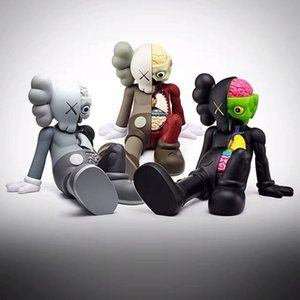 HOT 28cm Mandkaws anatomical lying posture doll limited edition hand model toy doll trend around