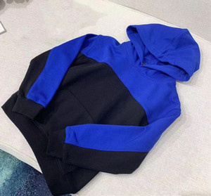 Wholesale girls full sleeves blue t shirt resale online - 2020 Baby Girls Sweatshirts Winter Spring Autumn Blouses Children Hoodies Long Sleeves Sweater Kids T shirt Jacket