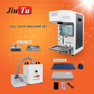 Jiutu Laser Back Cover Separating Machine For Cellphone IP12 12Pro 11ProMax 8G 8Plus Rear Glass Removal