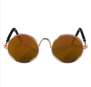 ingrosso occhiali da sole per cani-Commercio all ingrosso pz lotto Cat Eye Wear Pet Occhiali da sole Piccoli occhiali da cane Glasses Glasses Foto Puntelli Puntelli Dog Cat Accessories Pet S Bbyjao Warmslove