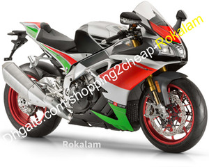 carenagem aprilia rsv4 venda por atacado-Popular para Aprilia RSV4 RS V4 Multicolor Body Kit Aftermarket Motocicleta Fairing moldagem por injeção