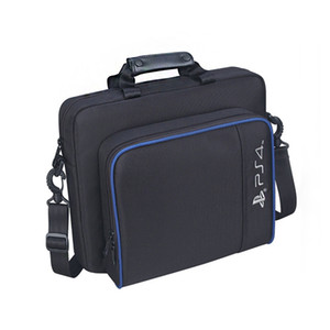 playstation 4 pro venda por atacado-Tamara para PS4 Pro Slim Game Sytem Tamanho Original PlayStation Console Proteger Ombro Carry Bag Bolsa Caso de lona Q0112