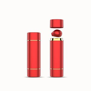 Wholesale small bluetooth earbuds resale online - Ultra Small Mini Hidden Wireless Bluetooth Earphone Touch Control Lipstick Style Portable Charging Case Earbuds Stereo TWS