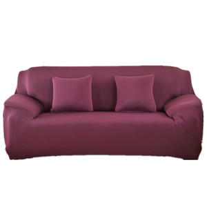 Wholesale sofa sales resale online - Fashion Sofa Case Elastic Simplicity Force Fabric Cover All Inclusive Non Slip Cushion Sofas Cover High Quality Hot Sale qr K2