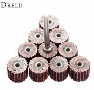 Wholesale grinding wheel grit for sale - Group buy Abrasive Tools Dreld Dremel Accessories grit Sanding Flap Disc Grinding Sanding Flap Wheels Brush Sand Rotar bbySCy lg2010