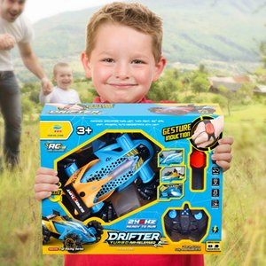 Wholesale rc cars drifts for sale - Group buy Watch control G Drufting stunt CH RC car spray function Drift stunt rc vehicle Air released drifter