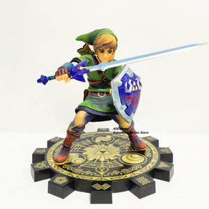 Zelda Skyward Sword PVC Action Figure 1 7 Anime Game Toy Zelda Link Figurine Collectible Model Toy 1008