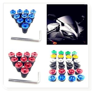 Wholesale r1 kit motorbike for sale - Group buy Motorcycle bolt Kit Motorbike Windscreen Windshield Bolts Screws for ST4 S ABS SS SS SS B S R1