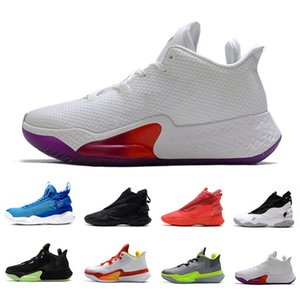Wholesale china sale basketball shoes for sale - Group buy Hot sale Rawthentic zoom BB Nxt Proto react mens basketball shoes Dangerous Black White red China men trainers outdoor sports sneakers