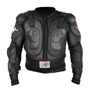 Wholesale moto jackets resale online - 2020 Motorcycle Jacket Men Full Body Motorcycle Armor Motocross Racing Moto Jacket Riding Motorbike Protection Size M XL