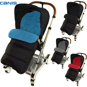 Wholesale baby cover mats resale online - 2020 Brand New Windproof Warm Baby Sleep Stroller Foot Muff By Pushchair Pram Trolley Mat Foot Cover Footmuff