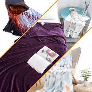 Wholesale animal bedding sets for adults for sale - Group buy Throw Nursery Set with Playful Panda Bear in Monochrome Style Happy Young Zoo Animal Childhood Warm Blanket for Bed O7LP