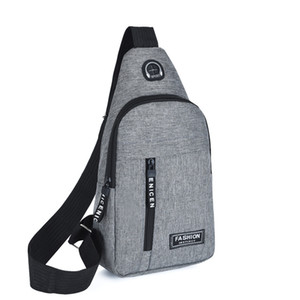 saco de mensageiro dos esportes ao ar livre venda por atacado-HBP New Trend Men s Oxford Pano Bags Multifuncional Sports Outdoor Leisure Bag Messenger Bag