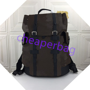 Wholesale old school backpacks resale online - fashion backpacks mochila leather school travel mens women backpack main sac a dos zaino bookbag mochilas LZ6688 Old Cobbler Bags Hualonglin Quilted Crossbody Bag