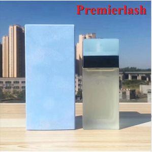 Premierlash Top Quality Perfume Light Blue Women brand Perfume Parfum 100ml Fragrance Deodorant spray Perfumes for Women
