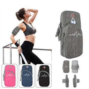 Wholesale hand bag for mobile for sale - Group buy Universal Armbands Bag For Running On Hand Sports Bags Armband Outdoor Mobile Cover Case Pouch Phone Holder Sport Arm Uvxsr