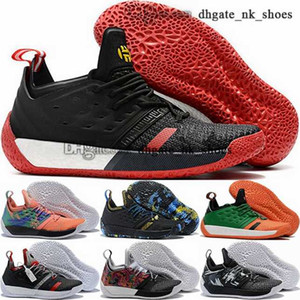 Wholesale harden vol 2 for sale - Group buy sports women mens tenis Sneakers Harden vol new arrival shoes trainers vol eur white James size us basketball men
