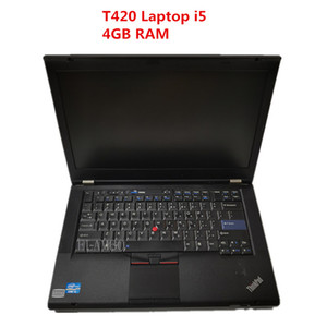 Wholesale lenovo wlan resale online - For Lenovo T420 Laptop I5 CPU gb RAM Diagnostic Testing Computer T420 can work for alldata soft ware MB STAR C4 C5 C6