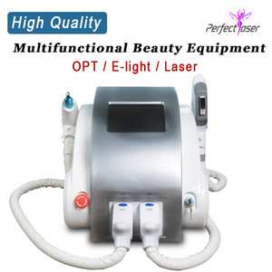 OPT SHR IPL Nd Yag laser tattoo removel machine fast hair removal Elight Skin Rejuvenation alexandrite laser machine