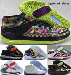 Wholesale kd shoes high cut for sale - Group buy durant white shoes men girls s basketball zapatillas KD13 xiii size us trainers high top eur Sneakers KD mens women kevin