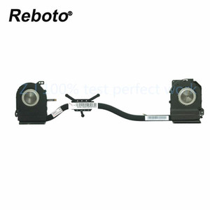 Wholesale lenovo laptop motherboards resale online - Reboto NEW For Lenovo YOGA ISK Laptop Motherboard CPU Cooling Fans Heatsink AT0YV003SS0 Tested Fast Ship