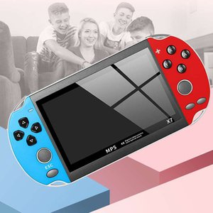 Wholesale free multi games for sale - Group buy X7 Video Game Player inch for GBA Handheld Game Console Retro Games LCD Display Game Player for Children Free DHL MQ10