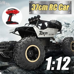 Wholesale cars original toys for sale - Group buy Christmas Gift Large RC Cars Updated Version Radio Control RC Cars Toys Buggy High speed Trucks Off Road Trucks LJ201209