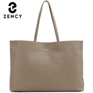 Wholesale unique handbag designers for sale - Group buy Zency Unique Designer Genuine Leather Large Handbag Winter Tote Bag Daily Casual Women s Shoulder Bags Female Shopper