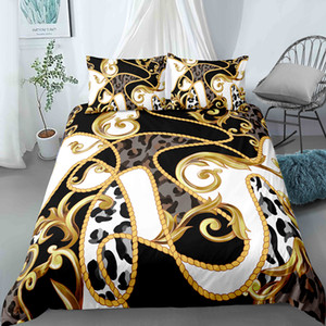 Wholesale crib bedding quilts for sale - Group buy 2021 New Arrival Luxury Bedding Set Quilt Covers Duvet Cover King Size Queen Sizes Comforter Sets Microfiber Fabric