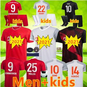 BayeRN kids football kits 20 21 MuNich soccer jersey 2020 2021 boy football kits LEWANDOWSKI MULLER men football jerseys shirt