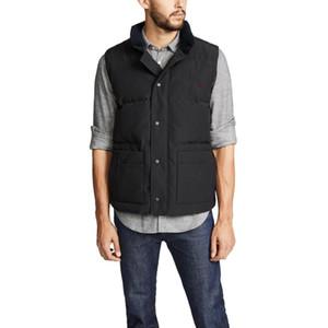 2020 Winter Jacket Men Down Vest Homme Vest Gilet Down Vest Down jacket Jassen Expedition Parka Outerwear Doudoune Vestes De Designer