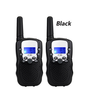 Wholesale toy two way radios resale online - 2020 New Kids Walkie Talkie Radio Mini Toy UHF Kids Gift Portable Two way Transceiver Hot Kids Gift