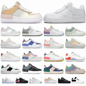 plus léger  achat en gros de-news_sitemap_homenike air force af1 one Hotsale Men s Platform Shadow Running Shoes Women s Utility triple White pistache Cream tropical Twisted Light Elephant Teeth Men s Shoe trainer