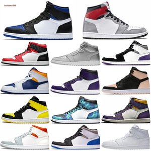 Wholesale jump man shoes resale online - Size Jump men Basket ball Shoes Athletics Shoe For Women men Sports Torch Hare Game Royal Pine Green Court