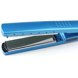 In Stock PRO 450F 1 1 4 plate Titanium Hair Straightener Straightening Irons Flat Iron Fast shipping