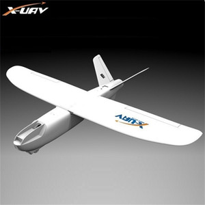 Wholesale mini fpv airplane for sale - Group buy X uav Mini Talon EPO mm Wingspan V tail FPV Rc Model Airplane Aircraft Kit Y200428