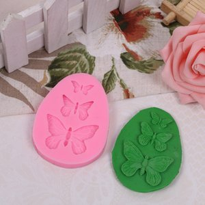 Wholesale fondant butterfly cakes for sale - Group buy Butterfly Mold Silicone DIY Cake Molds Wedding Cupcake Topper Fondant Cake Decorating Tools Sugar Craft Candy Chocolate Gumpaste Moulds