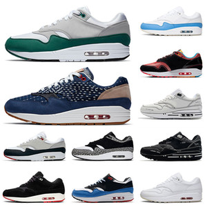 Wholesale sketch box resale online - Denham Evergreen Aura Mens Womens Running Shoes OG Anniversary Black Schematic White Script Sketch To Shelf Men Sneakers Trainers