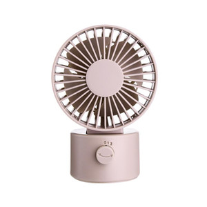 Wholesale smallest electric fans for sale - Group buy Mini Hand Foldable Fans Portable Strong Wind Power USB Electric Small Fans Original Small Appliances Table Electric Fan